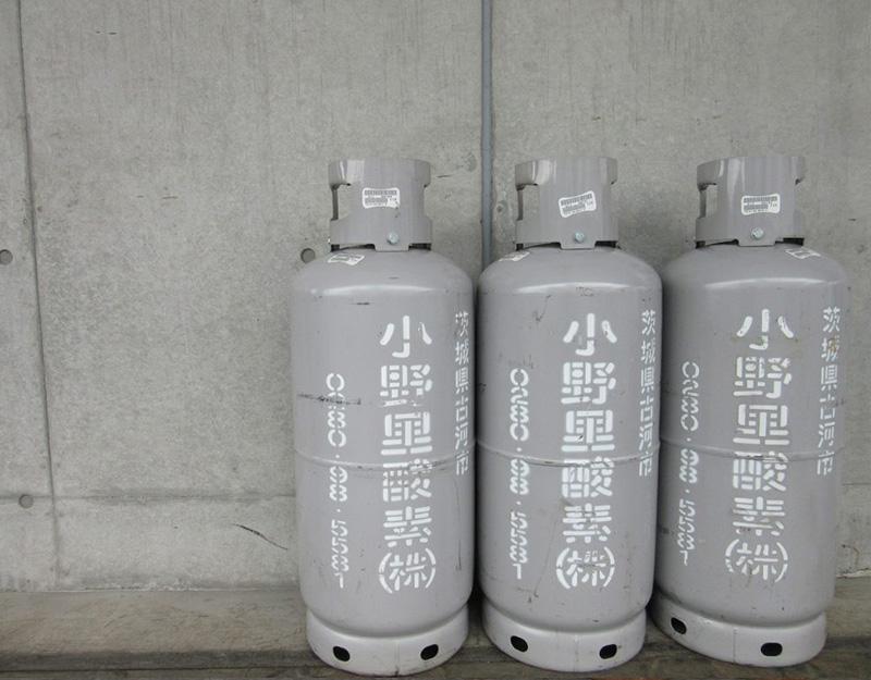 液化石油ガス LPG (プロパン C3H8)